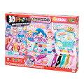 3DドリームアーツペンキラメキアクセDXセット(6本ペン)ガールズクラフト立体3Dペン女の子プレゼント誕生日プレゼントメガハウス