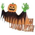 ハンギングカーテンパンプキンHW-1667ハロウィン装飾ハロウィンデコレーションハロウィン飾りゴーストハロウィン装飾仮装友愛玩具