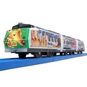 プラレール S-13 旭山動物園号(キハ183系)電車のおもちゃ 3歳 4歳 5歳 男の子プレゼント 誕生日プレゼント 鉄道玩具 JR北海道 タカラトミー