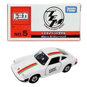 Tomica 事件模型 2015年保時捷 911A 賽車 Tomica 微型汽車車玩具車玩具事件有限的 Tomica,Tomica 事件模型 Tomy(takaratomy)