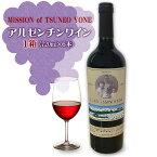 アルゼンチン産 赤ワイン 1箱(750ml×6本入り) / MISSION of TSUNEO YONE / 送料無料 こんなところに日本人で放映!米邦久・日本人移住農家・父子二代の夢が60年の時を経て誕生!