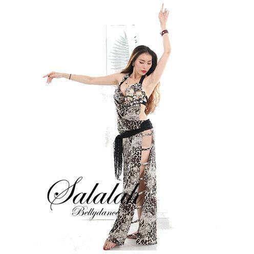 豹柄プリントワンピースドレス、ブラ 衣装セット、ヒップ