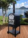 ピザオーブン 470x650x1660h [S30] コンパクトなアウトドアオーブン キャンプ用品 バーベキュー炉 家庭用 ポータブルピザ釜