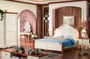 最安値!カントリーデザイン家具!寝室A ベッドサイドテーブル【A27】...