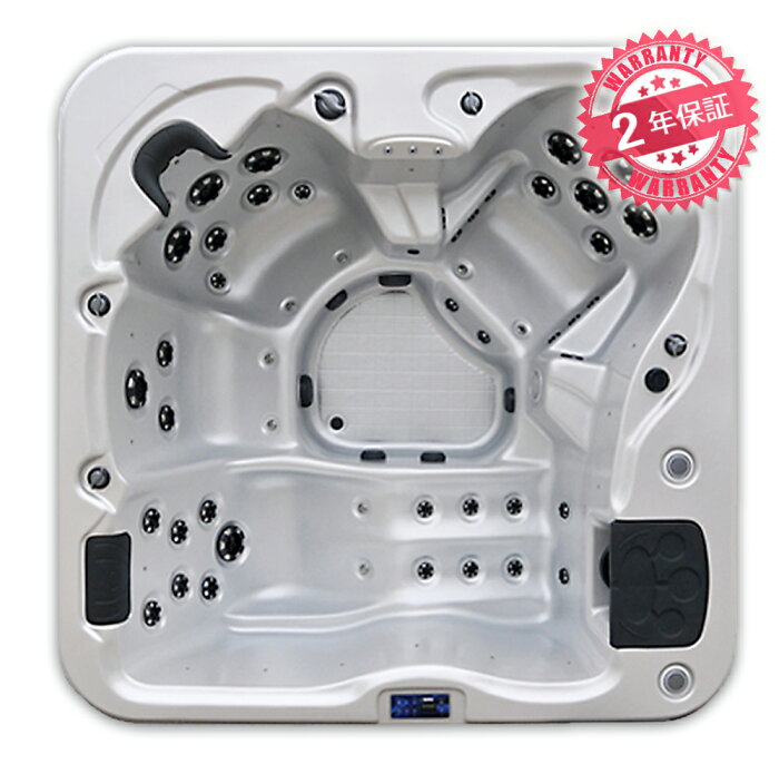 最安値で高品質でジェットスパ・サイズ:213x213x90h・4人用◆2年保証◆【P510】エステ、スパ、ホテル、ログハウス、エステテックサロンで設置されるジャグジースパ・ジャグジー・ジェットバス・ジャグジーバス・ジェットユニットバス・大型ジェット浴槽・大型ジェットお風呂