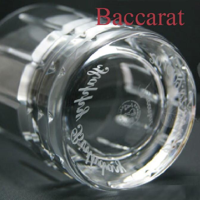 グラス・タンブラー, タンブラー SS Baccarat