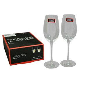 クリスマス リーデル シャンパン オヴァチュア プレゼント おしゃれ カップル 引き出物