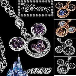 也是迪士尼項鏈施華洛世奇項鏈18錢完成Disney迪士尼Disney米奇誕生80周年紀念18錢完成米奇項鏈全5色手機吊帶的2WAY式施華洛世奇使用大人迪士尼協作限定公式執照品米奇