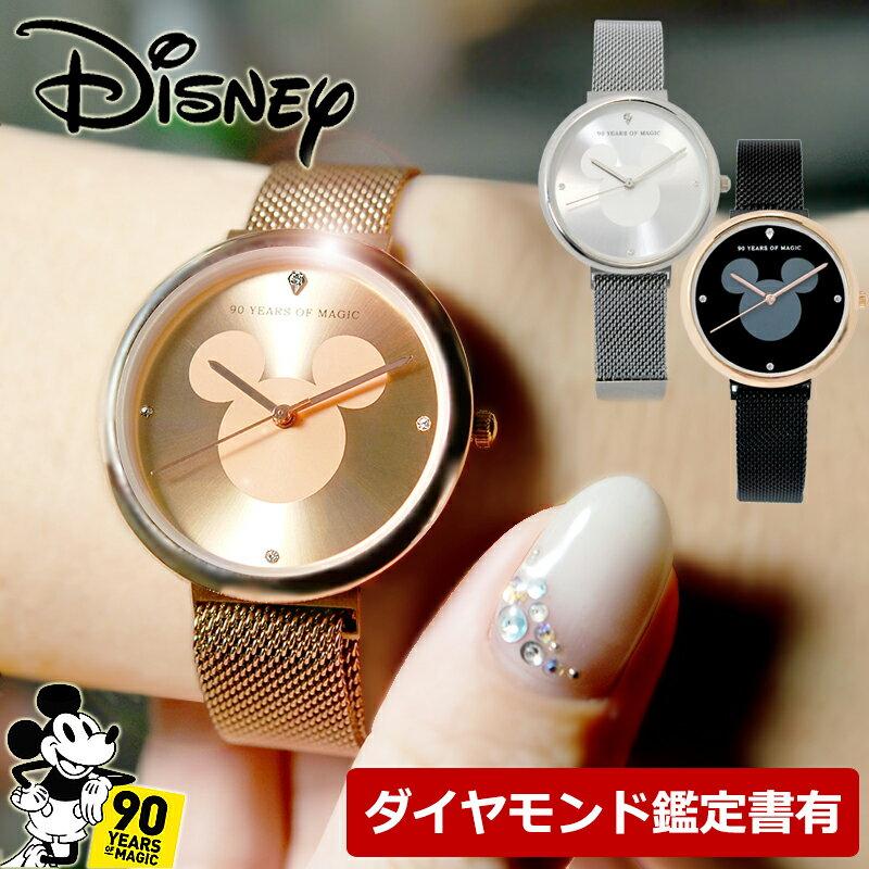 腕時計, レディース腕時計 123()AM1024H18,4801,999 1 SWAROVSKI 90 DISNEY