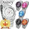 ディズニー腕時計ミッキー腕時計時計うで時計Disneyミッキー生誕80周年記念回転ベゼルミッキーマウスディズニー時計ディズニーWATCH回転ベゼルクロノグラフモデルキッズメンズレディースMENSLADIES