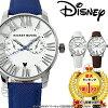 腕時計ディズニーレディースメンズミッキー腕時計3D立体インデックス時計Disneyユニセックスシンプル腕時計女性用男性用レザーベルト全4色本牛革ベルト革限定
