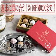 トリュフ シャトー ショコラ ホワイト おすすめ チョコレート プレゼント