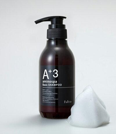 aminospaA+3BASICshampoo
