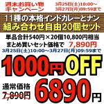 週末お買い物キャンペーン開催中!1000円OFFクーポンをご利用ください