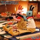 【Kokopelli】 ココペリ カウボーイ カウガール Mサイズ ドール 人形 インテリア ネイティブ ハンドメイド 0601楽天カード分割