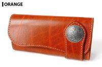 【サムライクラフト】三つ折りロングウォレットB-3ルガトショルダー革財布ハンドメイド