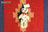 【Locobear】ロコベアアロハ柄Sサイズストラップ人形ココベアココペリネイティブハンドメイド
