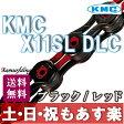 【返品保証】 KMC X11SL DLC 11S用 チェーン ロードバイク シマノ カンパ スラム ブラック/レッド 送料無料【あす楽】