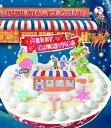 (3424)冷凍≪送料込☆ クリスマスケーキ・Xmas7号(直径22cm)≫【ブルーシール アイスケ ...