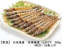 (3351)常温【石垣島産 活車海老ギフト】Lサイズ(500g)≪※1...