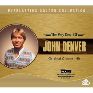 【送料無料・営業日15時までのご注文で当日出荷】(新品CD) ジョン・デンバー The Very Best Of JOHN DENVER Original Greatest Hit SICD-08030