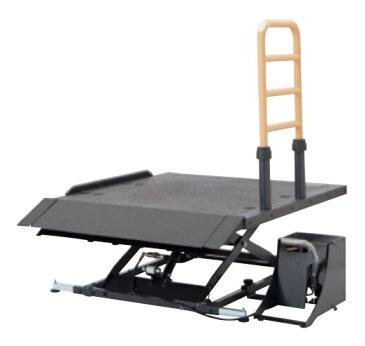 [モルテン] 移動用リフト リーチ ロングタイプ MREALTL (足漕ぎ型)