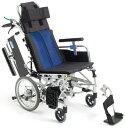 ティルト リクライニング クッション付 枕 ハンドル高さ調節 足踏みブレーキ 転倒防止バー スイングアウト 移乗しやすい 車椅子 介助用 送料無料 カワムラサイクル KXL16-42 体幹支持 背もたれ 楽な姿勢 角度 車イス 車いす