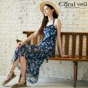 【Coral veil】Garden タンキニ 3点セット水...