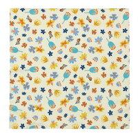 ムーミン風呂敷「KOBANA」風呂敷50cm巾ランチクロスお弁当包みギフト日本製風呂敷綿