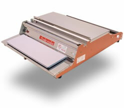 ラップ包装が簡単な包装機業務用のパック機械三興電機パッカー 業務用ラップ簡易包装器 食品包装器フラットタイプ SA-11
