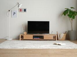 国産TVボードエスロウローボードリビングボードモリタインテリアオーダー家具【開梱・設置無料】