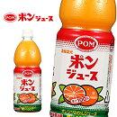 えひめ飲料ポンポンジュース800mlPET×6本入POM