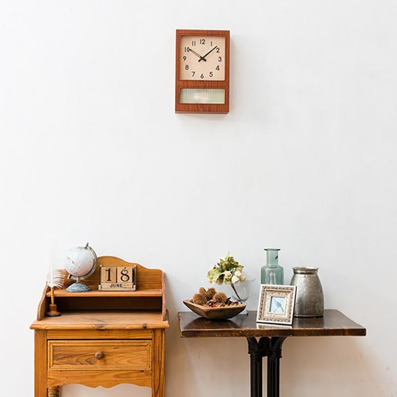 置き時計・掛け時計, 振り子時計 20INTERZEROFROSTED PENDULUM CLOCK