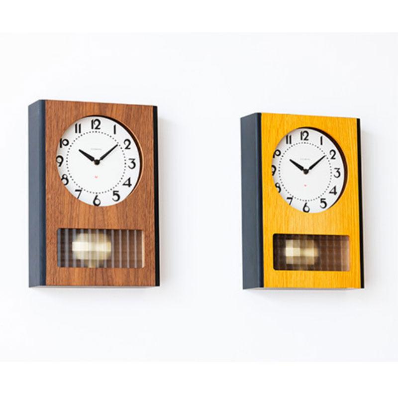 置き時計・掛け時計, 振り子時計 10 INTERZEROCHAMBRE BC PENDULUM CLOCK