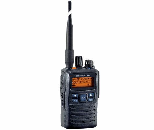 業務用簡易無線 STANDARD VXD450S:サンクチュアリ