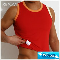 SLEEVELESS-RED-front