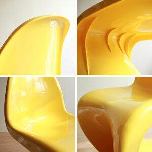 【選べる6色☆】【デザイナー:ヴェルナー・パントン】商品名:PANTONECHAIR(パントンチェア)プレミアム【復刻版:リプロダクト・ジェネリック】【ダイニングチェア】【プラスチック】【艶あり】【椅子】【CHER05】【CH7141】
