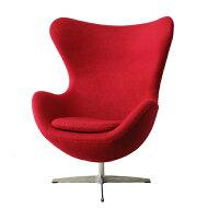 【デザイナー:アルネ・ヤコブセン】商品名:エッグチェア【リプロダクト・ジェネリック】【椅子】【ソファ】【アームチェア】【回転式】【デザイナーズ家具】【楽天】【セブンチェア】【ファブリック】