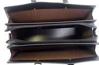 S-555渉外鞄ブリーフケースA4ファイル対応サイズ日本製