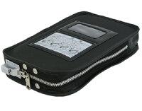 KM-11夜間金庫投入鞄SE-1錠付丈夫なコーティング帆布を使用