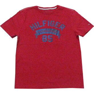 [人]Tommy Hilfiger(tomihirufiga)HILFIGER 85T襯衫(Red)