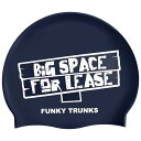 Funky trunks 器材 水泳キャップ Silicone Swimming Cap