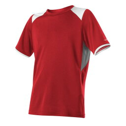 Alleson スポーツ用品 ベースボール Alleson Youth 3 Color Crew Neck Baseball Jersey