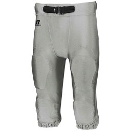 DELUXE スポーツ用品 フットボール Russell Adult Deluxe Spandex Slotted Football Pant