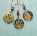 勝利へ導くガネーシャ像 3種【インドのお守り・インドの神様・金運・繁栄・ひらめき】