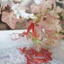 【最高級】血赤珊瑚枝のペンダントトップK18/プレゼントに