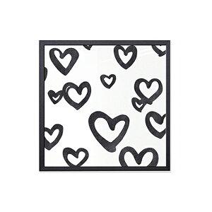 【アルミアートフレーム】1万円以上購入で送料無料ウォールデコポスターパネル額縁アルミ製シンプル【デイリーラブ277×277mm】