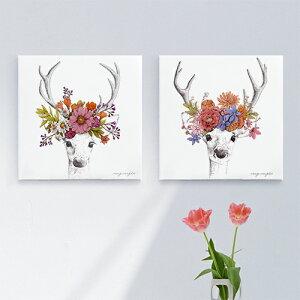 サンサンフー【ファブリックパネル】アニマルモチーフ30X3020種類