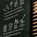 10%OFF+送料無料!4/13まで!ウォールステッカー 【カフェ・エ・テール】 はがせる 壁 窓 リフォーム 転写 リビング 壁シール wallstic…