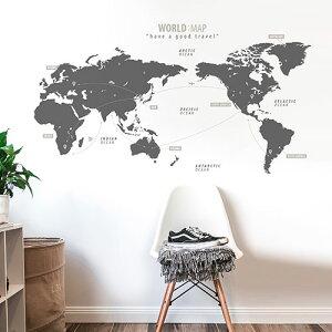 ウォールステッカー世界地図壁窓リフォーム北欧転写リビング壁シールwallstickerインテリアシール動物寝室キッズアルファベット子ども部屋サンサンフーワールドマップ